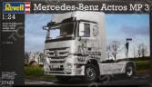 Сборная модель тягача Revell 07425R «Mercedes-Benz Actros MP3»