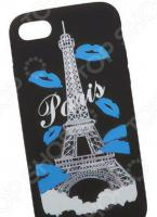 Чехол для телефона для iPhone 8/7 Cococ «Париж. Губки»