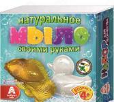 Набор для изготовления мыла Азбука тойс «Рыбка и Уточка»