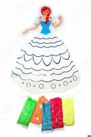 Раскраска надувная Bradex «Принцесса Лиза»