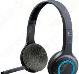 Гарнитура Logitech Wireless Headset H600