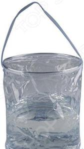 Ведро складное AceCamp Transparent Folding Bucket