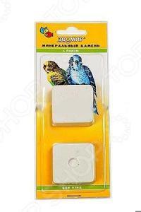 Камень минеральный для птиц ЗООМИР с йодом