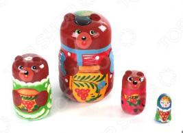 Матрешка БЭМБИ «Три медведя»