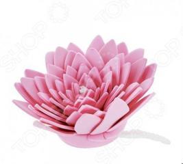 Мочалка для нежной и чувствительной кожи Банные штучки «Лилия»
