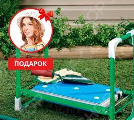 Скамейка садовая Ника «Перевертыш». В ассортименте