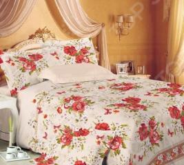 Комплект постельного белья ТексДизайн «Виктория». Семейный
