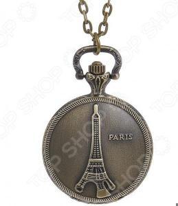 Кулон-часы Mitya Veselkov «Большой медальон PARIS»