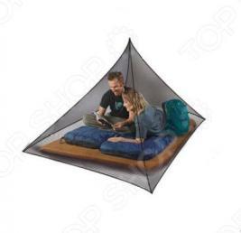 Сетка-шатер BOYSCOUT антимоскитная в чехле