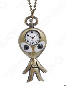 Кулон-часы Mitya Veselkov «Гуманоша»