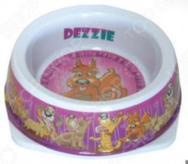 Миска для собак DEZZIE «Азарт». В ассортименте
