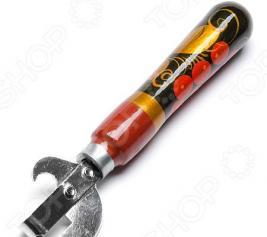 Нож консервный «Хохлома»