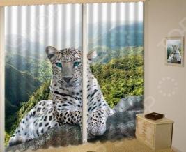 Комплект фотоштор «Леопард»