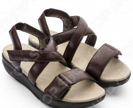 Сандалии дышащие мужские Walkmaxx 3.0. Цвет: коричневый