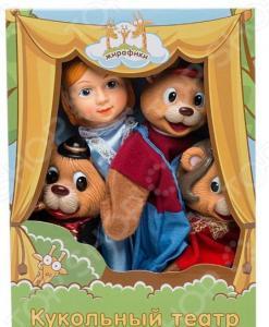 Набор для кукольного театра Жирафики «Три медведя»