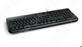 Клавиатура Microsoft 600 Black Wired USB