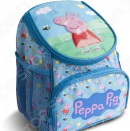 Рюкзак дошкольный Peppa Pig увеличенный «Свинка Пеппа»