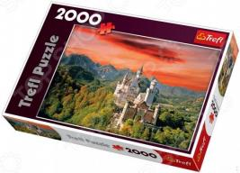 Пазл 2000 элементов Trefl «Замок Нойшванштайн»