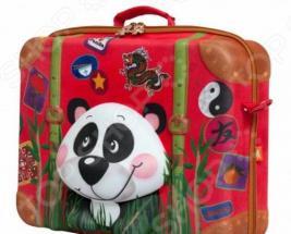 Чемодан Wild Pack «Панда»