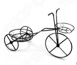 Подставка для цветов малая Sheffilton Велосипед