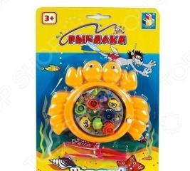 Игра рыбалка 1 Toy Ну, погоди!. В ассортименте
