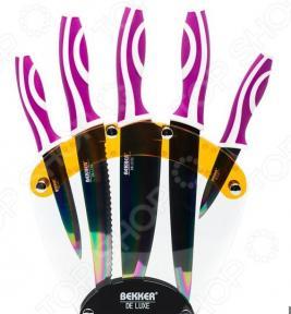 Набор ножей Bekker De Luxe BK-8427