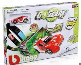Набор игровой для гонок Bburago с машинкой «Скоростная петля»