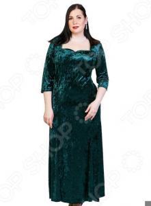 Платье Pretty Woman «Голливудская улыбка». Цвет: зеленый