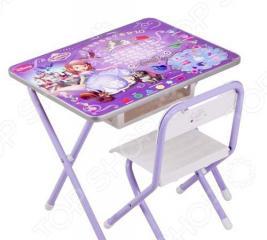 Набор мебели детский: стол и стул Дэми «София прекрасная»