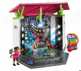 Детский клуб с танц площадкой Playmobil 5266pm