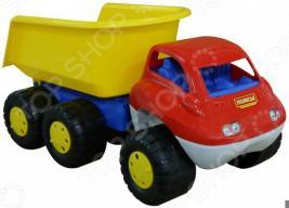 Самосвал игрушечный Cavallino с прицепом «Дакар»