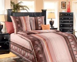 Комплект постельного белья ТексДизайн «Квадро». 1,5-спальный