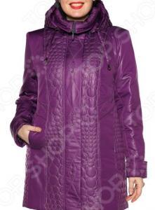 Куртка PitGakoff «Прохладный романс». Цвет: фиолетовый