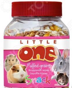 Лакомство для грызунов Little One «Воздушные зерна»