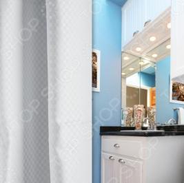 Штора для ванной White Fox WBCH10-300 Excellent Satin