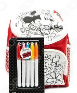 Набор для росписи рюкзачка Росмэн 23242 «Минни Маус»