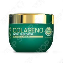 Маска для ухода за волосами Kativa COLLAGENO