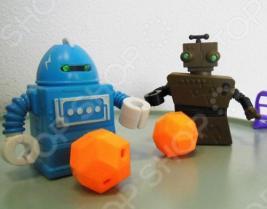 Набор игровой для мальчиков «Роботы-футболисты»
