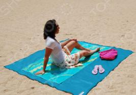 Коврик туристический Sand Free Mat «Анти-песок».