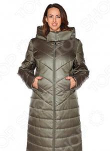 Куртка PitGakoff «Морозное утро». Цвет: хаки