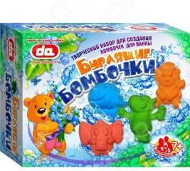 Игрушка для купания ДЕТИ АРТ «Бурлящие бомбочки. Животные»