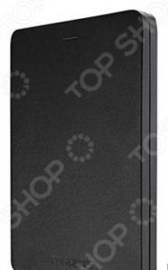Внешний жесткий диск Toshiba Canvio Alu 500Gb