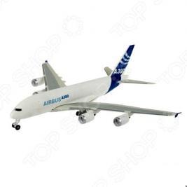 Сборная модель пассажирского самолета Revell «Airbus A380 демонстрационный»