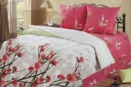 Комплект постельного белья Романтика Венецианский парк. 1,5-спальный
