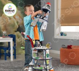 Набор игровой для мальчика KidKraft «Космический корабль»