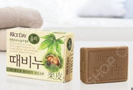 Мыло-скраб для тела CJ Lion Rice Day «Земляной орех»