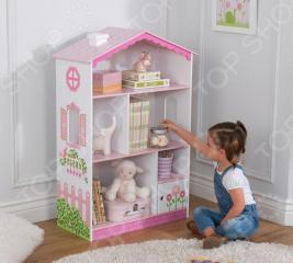 Полка для книг «Кукольный домик» 14604_KE