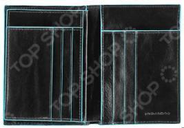 Бумажник Piquadro Blue Square PU1129B2/N