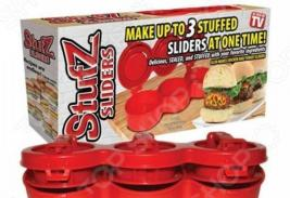 Пресс-форма для котлет Stufz Sliders