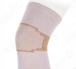 Бандаж на коленный сустав эластичный Ttoman KS-Е